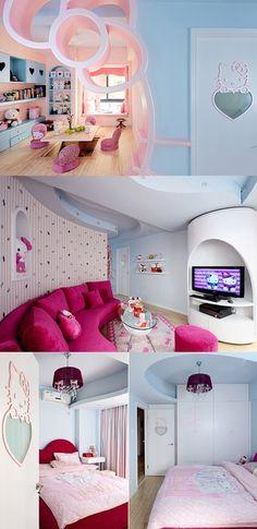 My Dream Hello Kitty Room