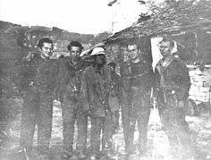 Dirigenti della Brigata a Cà di Gostino (ottobre 1944)