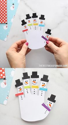 Christmas Arts And Crafts, Preschool Christmas, Christmas Activities, Kids Christmas, Holiday Crafts, Holiday Fun, Valentine Crafts, Simple Christmas, Christmas Gifts