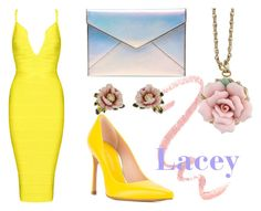 """""""Lacey    S02Chp11"""" by andyryan on Polyvore featuring Stuart Weitzman, Rebecca Minkoff, Les Néréides and 1928"""