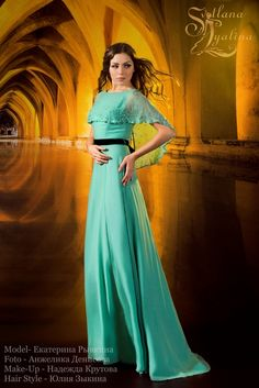 Evening dress Amaranta from Svetlana Lyalina