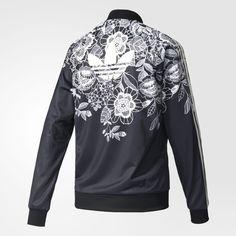 adidas - Jaqueta Superstar Florido FARM