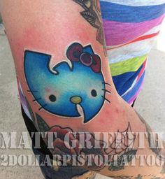 Tattoos By Matt Griffith @2 Dollar Pistol Tattoo Shop    https://www.facebook.com/pages/2-Dollar-Pistol-Tattoo-Shop/109602399072346