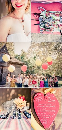 DIY Los Angeles Wedding by Beaux Arts Photographie | Style Me Pretty