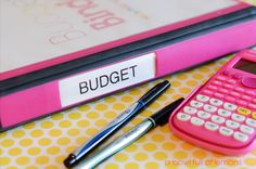 Creating a Household Budget -  ABFOL