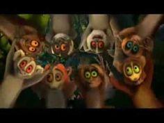 Madagaszkár ~ 'Riszálom, úgyis-úgyis' klip