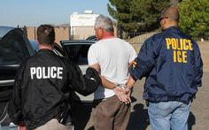 US immigration officials arrested 199 illegal Iraqi immigrants in the last three weeks for deportation back to Iraq. In home ...