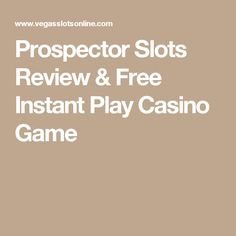 Set within the Wild West of yesteryear, Blueprint Gaming has its badge and pistol at the ready in brand new real money online slots release Prospector! Free Slot Games, Free Slots, Play Casino Games, Slot Machine, Witchcraft, Dragon, Amp, Witch Craft, Dragons