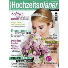 Das ultimative Magazin für die Hochzeitsplanung liefert zahlreiche Tipps und praktische Checklisten zu allen wichtigen Themen rund um den großen Tag – von der Gästeliste über den Budgetplan, Outfits für Braut und Bräutigam, Beauty, Schmuck, Locations und Feier bis hin zu den Flitterwochen.