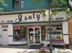 Isaly's - North Hills  448 Perry Hwy Pittsburgh, PA 15229 - Grandpa use to take me there for ice cream!