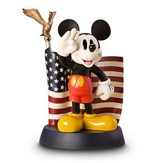 *MICKEY AND OLD GLORY
