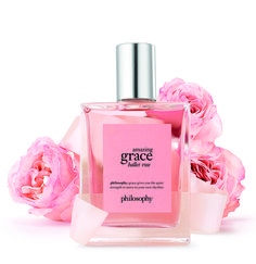 Amazing Grace Ballet Rose by Philosophy is a Floral Woody Musk fragrance for women, 2017.