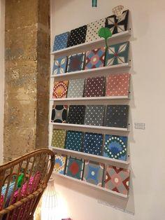 carreaux de ciment des motifs pop et vitamin s petit pan carrelage de ciment et ciment. Black Bedroom Furniture Sets. Home Design Ideas