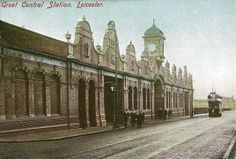 THEN Leicester Great Central Station circa 1904 | Flickr
