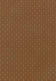 Richmond #fabric in #brown from the Woven Resource 2 collection. #Thibaut
