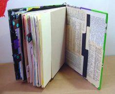 Scrap journal + agenda by RaccontoUrahara