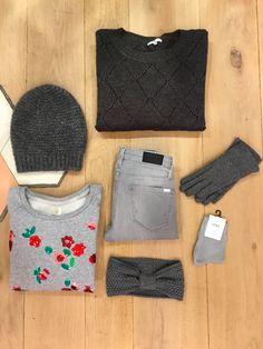☆ g r i s ☆ Après le bordeaux, une sélection d'idées cadeaux à base de gris ! {à partir de 5€}