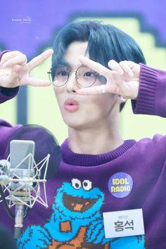 Pentagon Hongseok, Aesthetic People, Cube Entertainment, Pretty Face, Denial, Icons, Colors, Haircuts, Men