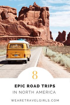BEST ROAD TRIP DESTINATIONS FOR SOLO FEMALE TRAVELERS IN THE USA: Sharing our top 8 roadtrip destinations in North America - including Colorado, San Francisco, Nashville, Austin and more! By Gaby Cuda of RvShare for WeAreTravelGirls.com