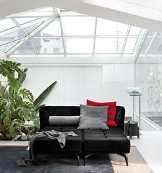 Leeon Chaise Longue - Driade - design by Ludovica + Roberto Palomba