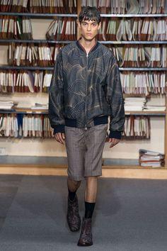 Dries Van Noten Spring/Summer 2018 Menswear