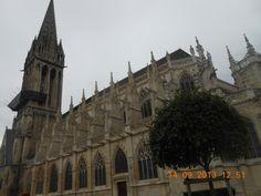 Eglise St Pierre, Caen France