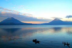 breathtaking lake atitlan