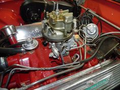 1956 Ford throttle linkage - Google Search