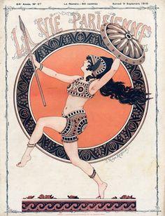 Joseph Kuhn-Régnier 1916 Dancer Classical Antiquity