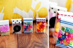 12 DIY Creative Projects With Tic-Tac Containers -> Keep Your Crafts Supplies