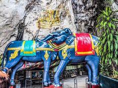 Visiting Batu Caves – Kuala Lumpur
