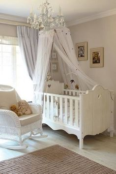 Royal design nursery