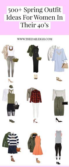 Wardrobe Basics For Women Over 40.