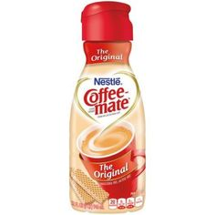 COFFEE-MATE Hazelnut Sugar Free Liquid Coffee Creamer (Pack of Transforms your coffee into creamy deliciousness Non-dairy fewer calories Creamers may arrive warm.However, the creamers are safe to consume. Milk Substitute For Cooking, Non Dairy Coffee Creamer, Nestle Chocolate, Coffee Delivery, Food Substitutions, Healthy Diet Recipes, Lactose Free, Sugar Free, Fruit Delivery