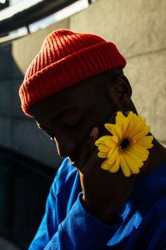 PHOTOGRAPHER IG @BYAFRIQUE_ MODEL SIMON / IG @IMSAUSIMON PROJECT #INBLOOM