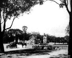 Castillo de Chapultepec en los 20s