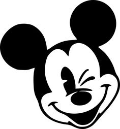 Mickey Mouse Kunst, Mickey Mouse Clipart, Mickey Mouse Drawings, Mickey Mouse Silhouette, Mickey Mouse Wallpaper, Mickey Mouse Shirts, Disney Wallpaper, Disney Mickey Mouse, Mickey Mouse Stencil