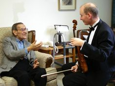 Music is a great way to bring joy to the person with Alzheimers or other dementia. It can anything from everyday songs and clapping hands to a visit from a musician.  Music is one of the few things that can reach people at all stages of dementia.