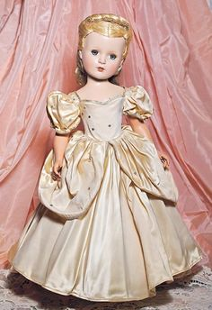 "~ ""Cinderella"" By Madame Alexander ~ (1950)"