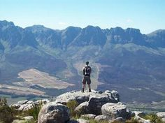 The Helderberg Mountain is part of the Hottentots-Holland mountain range in the Western Cape, South Africa. The Helderberg Nature Reserve is situated on the slopes of the beautiful Helderberg Mountain overlooking the town of Somerset West and False Bay. There are numerous hiking trails on the Helderberg mountain - Welcome to Extreme Frontiers Table Mountain, Mountain Range, Somerset West, Beach Tops, Nature Reserve, Hiking Trails, Cape Town, South Africa, Trip Advisor