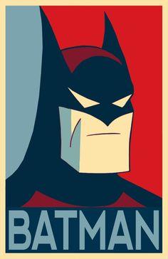 Batman The Animated Series Illustration - Cartoon Superhero Comic Book Pop Art Home Decor in Poster Print or Canvas Superhero Pop Art, Superhero Images, Superhero Poster, Batman Pop Art, Batman Painting, 2560x1440 Wallpaper, Tupac Pictures, Batman Tattoo, Comic Book Superheroes