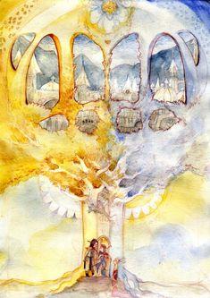 Gondolin by faQy on deviantART