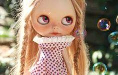 Shimmering Magic blythe doll - Buscar con Google