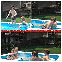 Fun in the pool! #beingakid #summerfun http://www.astarinmyownuniverse.com/2014/07/06/sundays-in-my-city-107-celebrations/