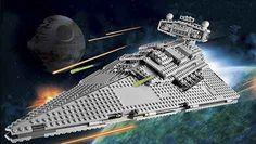 Star Wars 75055 Имперский Звёздный Разрушитель