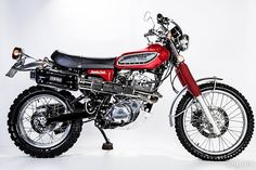 Yamaha Tenere Vintage Style