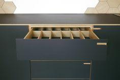 Black Oak drawer - design by Nicolaj Bo™