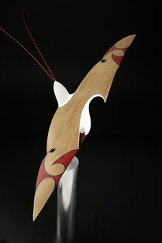 New Zealand North, Maori Art, Wooden Bird, Sea Birds, Woodcarving, Wood Sculpture, Wood Work, Kiwi, Art Gallery