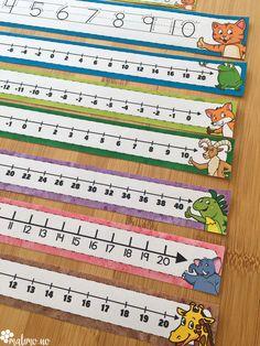 Tallinjer og tall: Enkel støtte i matematikkarbeidet. Tallinjer er et enkelt og effektivt hjelpemiddelUt over å feste dem på pulten fungerer tallinjer ypperlig på stasjoner og i praktiske oppgaver. Muntlig matematikk basert på nettopp en tallinje er en fin aktivitet. Les mer og finn tallinjene her!