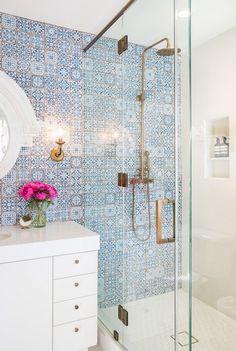 Beautiful Small Bathroom Shower Remodel Ideas - Page 56 of 76 Bad Inspiration, Bathroom Inspiration, Bathroom Ideas, Bathroom Inspo, Bathroom Organization, Bathroom Wall, Ideas Baños, Decor Ideas, Decorating Ideas
